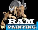 Ram Painting Logo