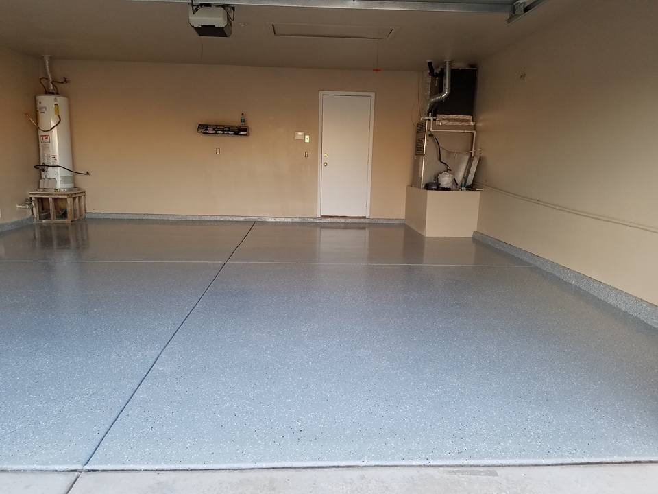 painter near me who can apply epoxy to garage floors