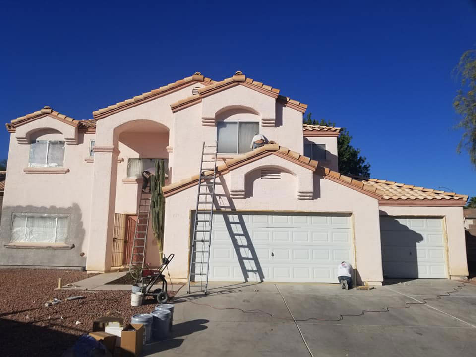 house painters Las Vegas