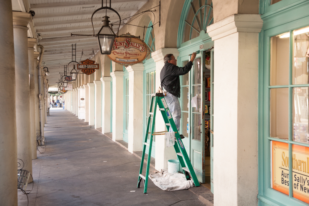 commercial painter las vegas