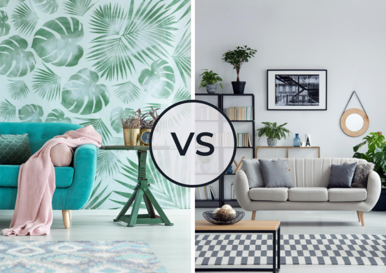 Wallpaper vs. Paint: Which Should You Use in Your New Home ...