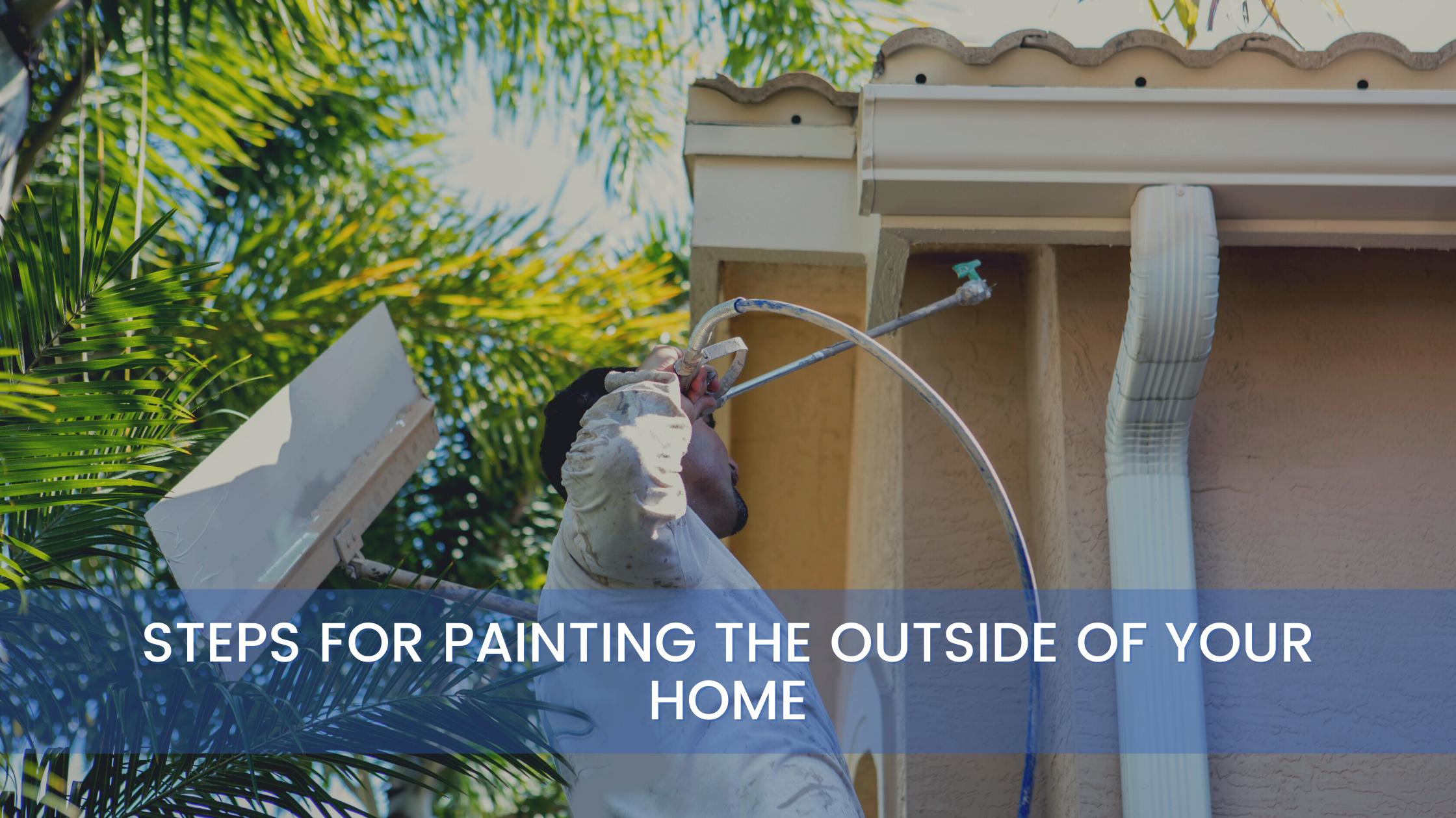 exterior house painters Las Vegas